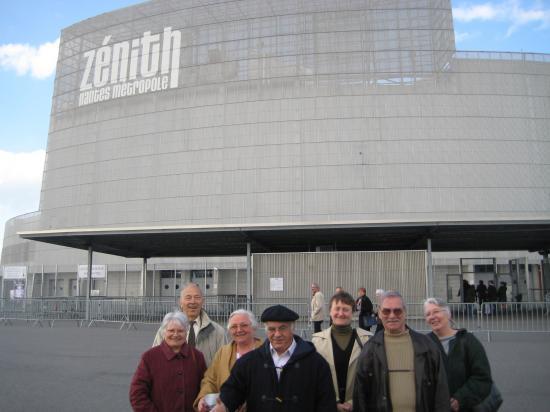 Mazowsze au Zénith - 29 mars 2009