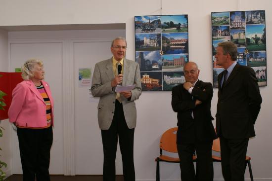 Exposition Couëron - Vernissage du 29 avril 2009