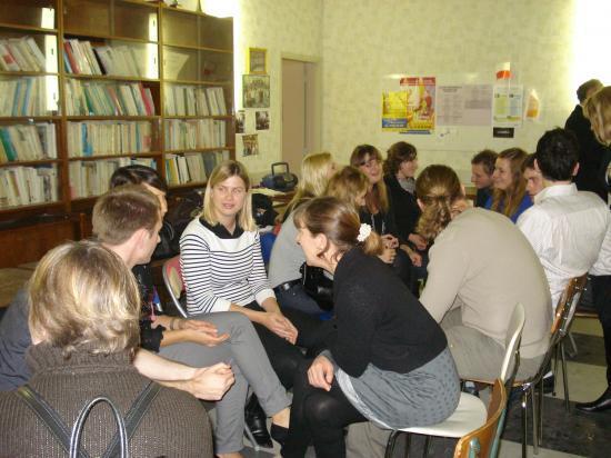 Soirée  Au Bon Accueil 21 nov  2009