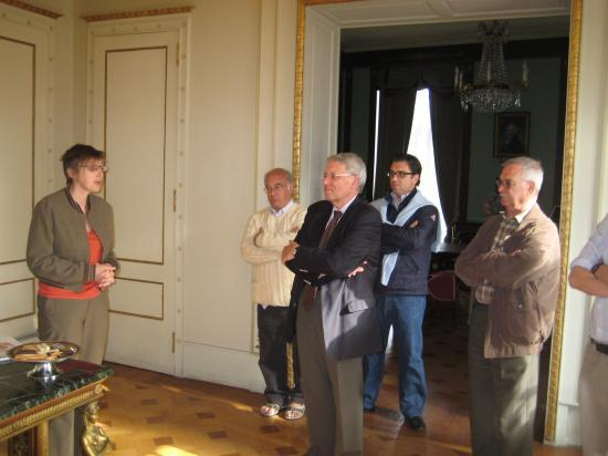 Reception Mairie de Nantes 3 mai 2010