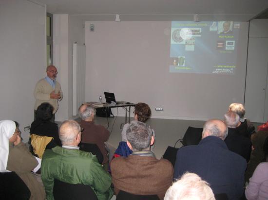 Conférence au Passage Ste Croix à Nantes 15/02/2011