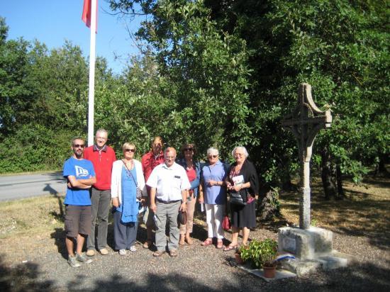 Mémorial Polonais de Veluché (79)23/08/2012